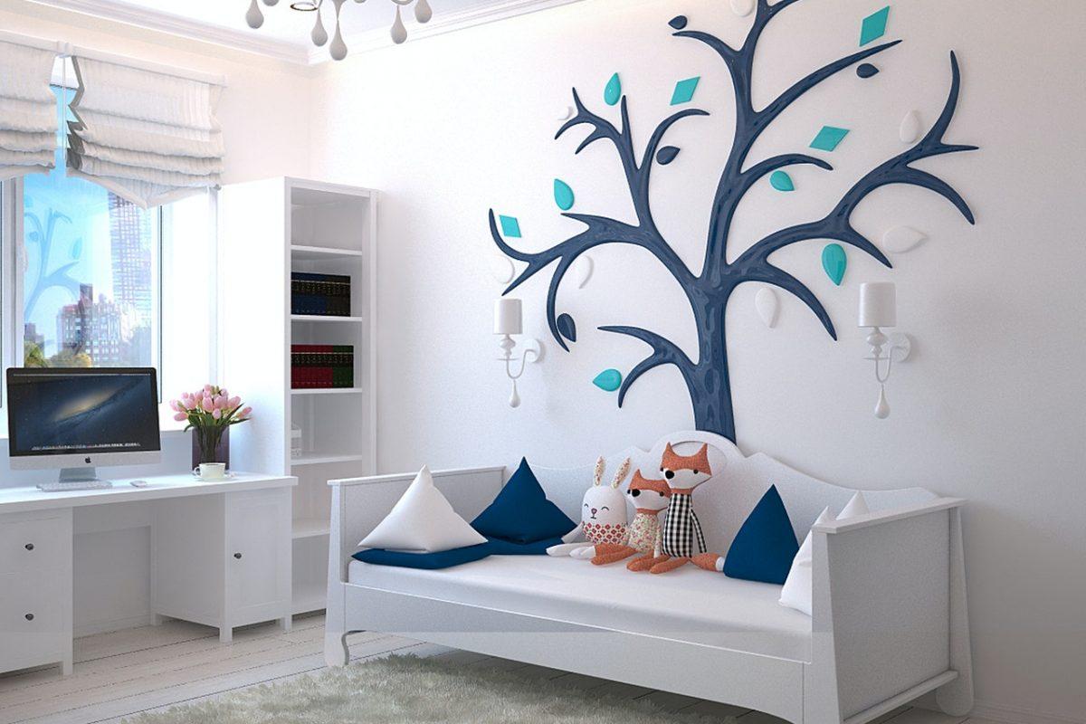 Pokój, który rośnie razem z dzieckiem