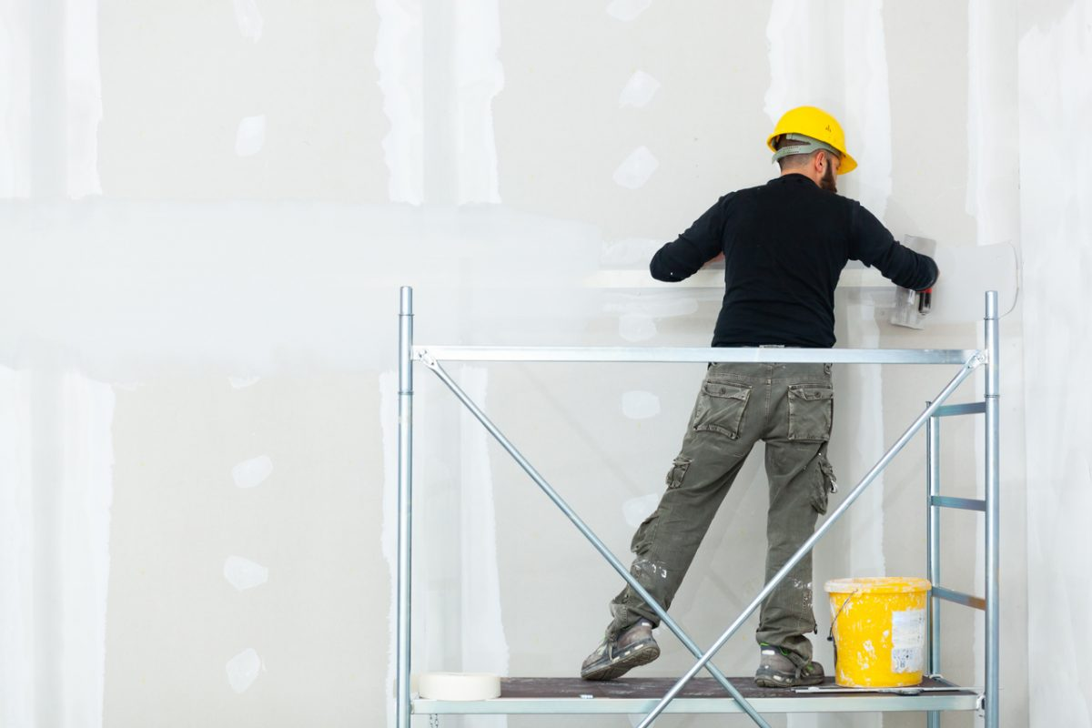 Jak postawić ściankę działową krok po kroku