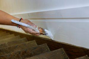 Remont drewnianej balustrady