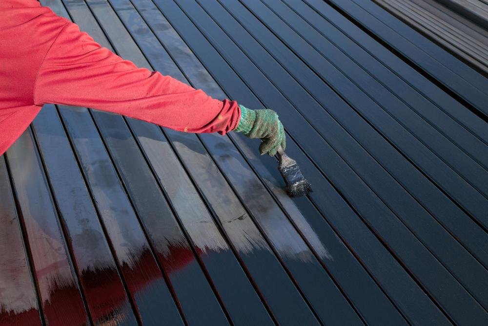 Malowanie dachu z blachy – poradnik